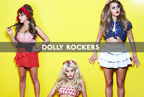 EQ Music Blog: EQ Interviews Dolly Rockers - People will